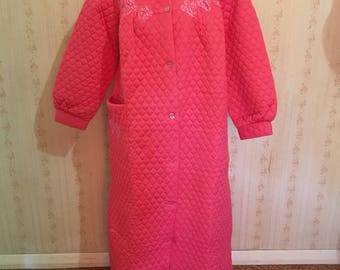 Old Hollywood Glamour dressing gown / house coat