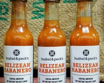 B&P's Habanero Hot Sauce Trio