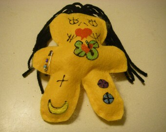 Lover come back to me Voodoo Doll Wicca, Pagan,Witchcraft