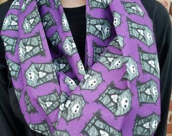 Jack Skellington scarf