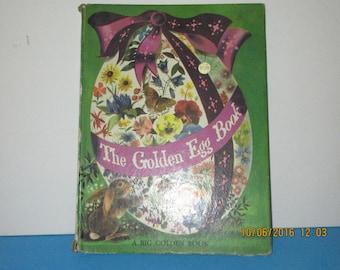 The Golden Egg Book, a Big Golden Book