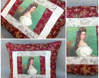 Sissi princess pillow