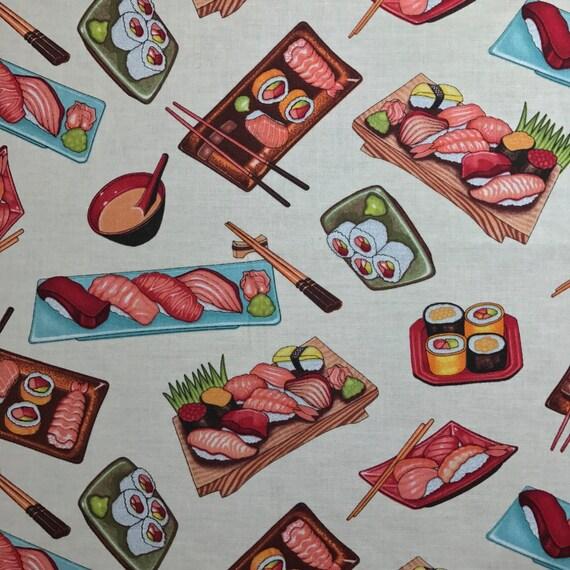 Sushi Fold Over Clutch / Cross Body