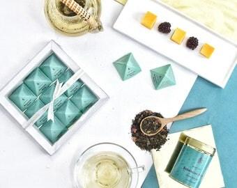 Bohemian Batik Loose Leaf Tea Gift