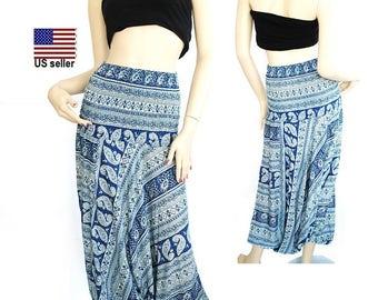 Harem Pants - jumpsuit-Trousers - Yoga Pants - aladdin pants - Hippie Pants – Gypsy pants…# 0016