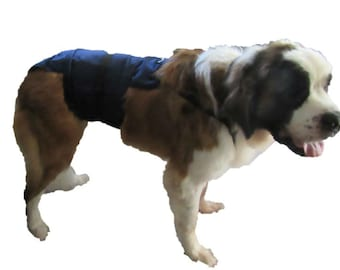2XLARGE  DOG Diaper Wrap 160 pounds -200 pounds, Neck and extender package