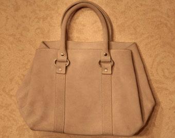 CLUB MONACO Suede Handbag