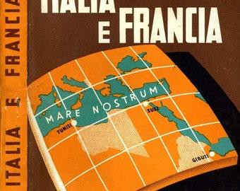 ITALIA E FRANCIA 1939 Fascism
