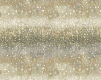 Coastal Bliss Taupe Ocean Bubbles by Wilmington Prints    #89179-291