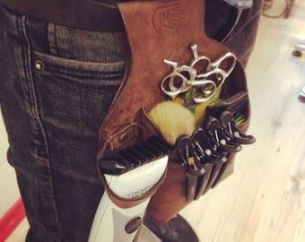 IM' Leather Scissor Holster