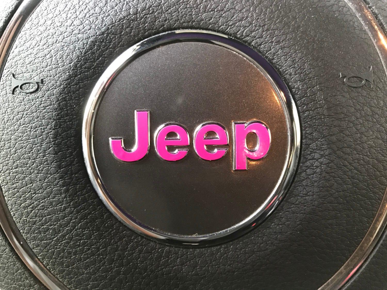 2011 17 Oem Steering Wheel Emblem Decal