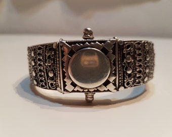 SRI LANKA - Sri Lankan bracelet from Kandy, Kandyan bracelet, Kandyan jewelry, Sri Lanka old silver jewelry