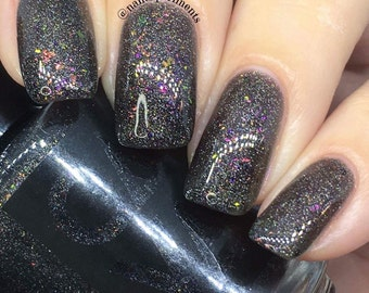 Space Candy by CANVAS lacquer - a complex black