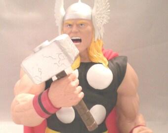 Thor super hero bank