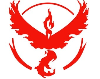 Team Valor Decal