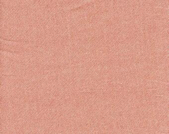 Swatch indienne fabric deep red semi plain - 50x55cm