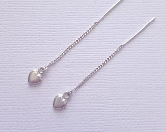 Cherished & Sweet Thread Earrings