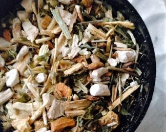 Organic Adaptogen Decoction Tea Blend for Stress & Adrenal Health