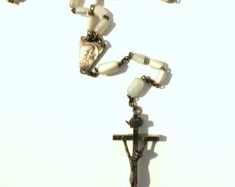 Vintage Rosary Pearl