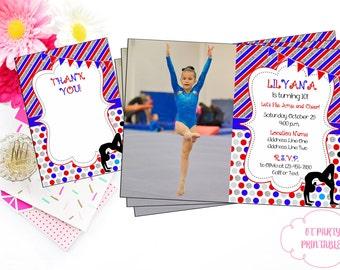 Gymnastic photo   Etsy