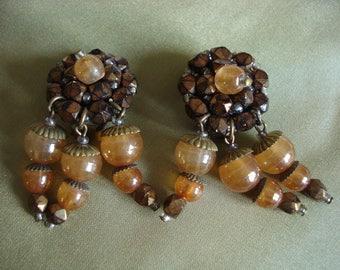 Earrings / pearls