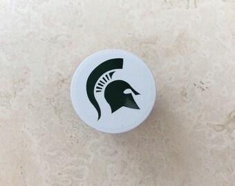 Michigan State University Phone Holder Stand