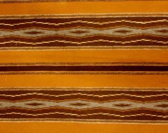 Native American Navajo Chinle textile, by Annie Tsosie, Ca 1970's, #1108A