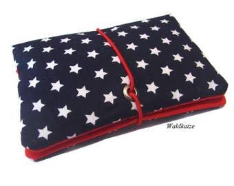 Tobacco bag / pouch / Leno bag * Star *.