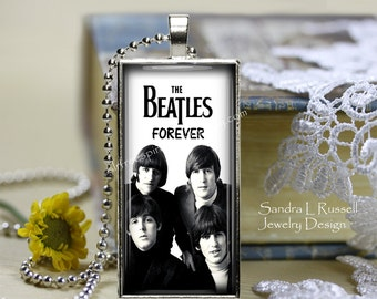 The Beatles Necklace, Beatles Forever, Musicians, British Bands, Beatles Jewelry, Beatle Gift, Gift for Beatle Fans,