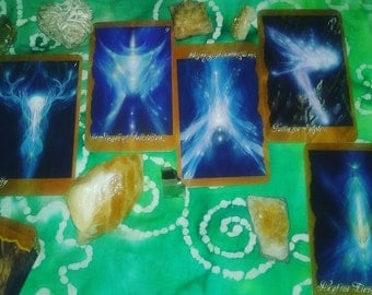 The Faerie's Oracle Reading ~