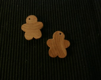 Gingerbread Men Cut-Outs/Tags