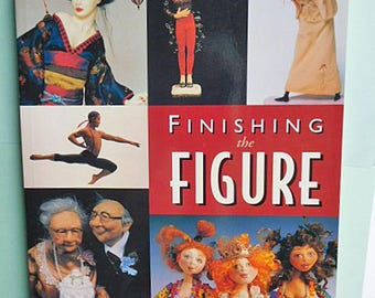 """Doll Costuming Book """"Finishing the Figure"""" by Susanna Oroyan"""