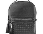 Leather Backpack ARCENCIEL #67