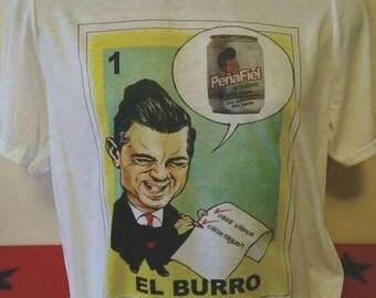 El Burro Loteria by R.A.W.