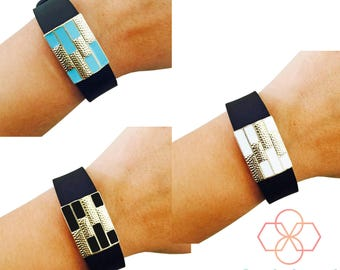 Charm to Accessorize the Fitbit Alta/ Alta HR - The SUMMER Colorful Charm to Dress Up Your Favorite Fitbit Activity Tracker - FREE Shipping