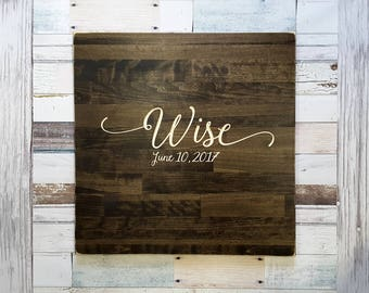 Rustic Guest Book Alternative, Unique Wedding Guestbooks, Wedding Guestbook, Wood Guestbook Sign, Beautifully Engraved Wedding Guestbook