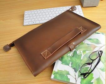 Leather Macbook 15inch Sleeve New Macbook Case 15inch,2016 Macbook Pro Cover Leather Fortfolio Case,15Inch Macbook Pro Case Leather Cover109