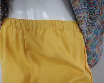 SALE* Vintage yellow shorts