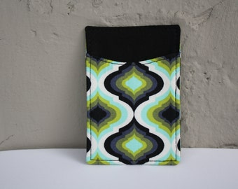 Geometric Card Holder
