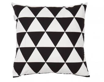 Triangle cushion cover 40x40