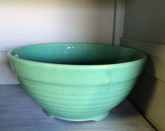 Bauer  Pottery Punch Bowl