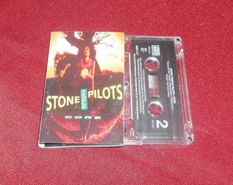 Stone Temple Pilots Cassette CORE STP Grunge, Hard Rock, Scott Weiland, Wicked Garden, Plush, Creep, Sex Type Thing