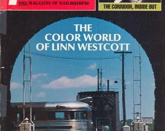 TRAINS MARCH 1985 The Magazine of Railroading, Train Railroad Railroads Magazine!