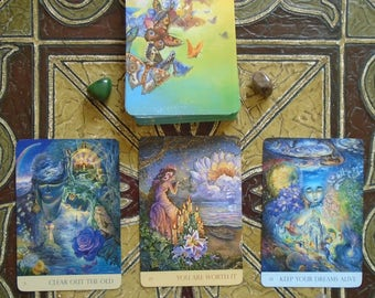 3 Card Nature Reading