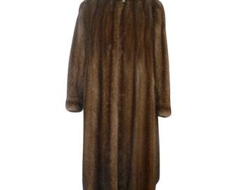 MINK coat - size 38/40FR