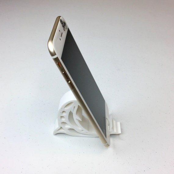 Dolphin Desktop Smartphone Stand | Cell Phone Holder | 3D Printed