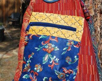 Convertible Backpack/ Sling Bag