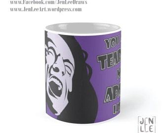 Tommy Wiseau The Room Mug - 'You Are Tearing Me Apart Lisa!' Best Worst Bad Movie