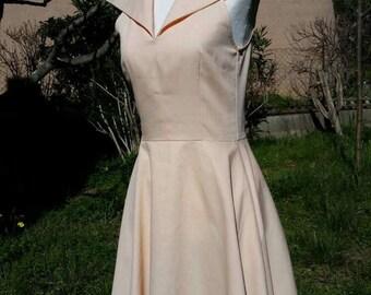 1960's style La La Land inspired Dress