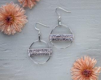 Circle Wrap Earrings